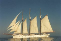 1943 Custom Schooner Tall Ship