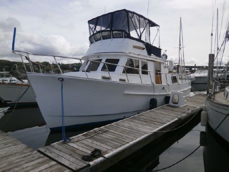 1984 Monk Double Cabin Trawler