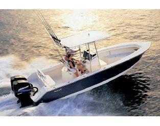 2005 Seacraft 25 Open Fisherman