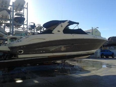 2008 Sea Ray 290 SLX Bow Rider VERY GOOD CONDITION