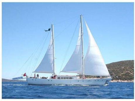2010 Aegean Yacht Builders MOTORSAILER