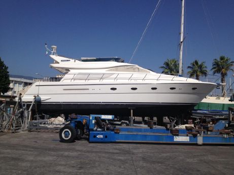 2003 Uniesse 55 Fly