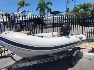 2015 Mercury Inflatables 300 Ocean Runner Rib