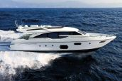 photo of 69' Ferretti Yachts 690