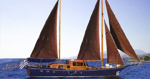 1998 Traditional Motor Sailer