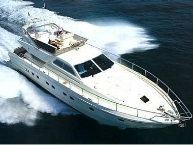 1994 Ferretti Yachts 60 Fly