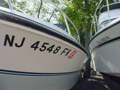 1988 Aquasport Walkaround Cuddy