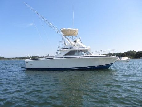 1984 Bertram 28 Flybridge CRUISER