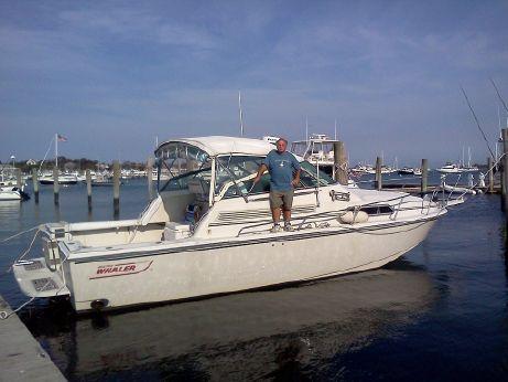 1989 Boston Whaler Whaler 31'