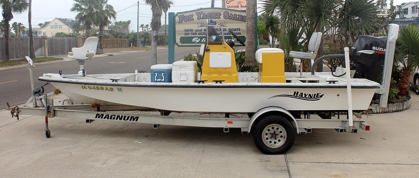 Used Haynie Cat Boats For Sale