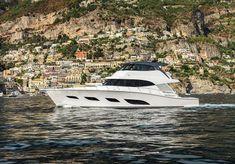 2018 Riviera 68 Sports Motor Yacht