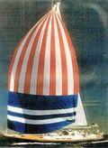 1989 Windship Centerboard Cutter