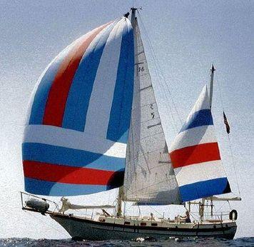1975 Tiburon 36