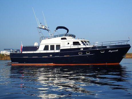 2002 Altena Blue Water Trawler 51 Stabilizers