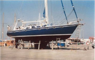 1992 Custom Cutter Sloop