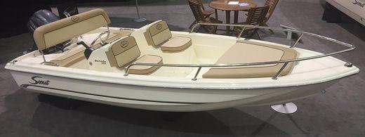 2017 Scout Boats 151 Dorado