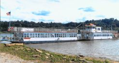 1986 Excursion Passenger Party Barge Dinner Charter Boat 147 Passengers