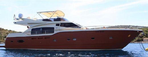 2008 Ferretti Altura 690 Motor Yacht