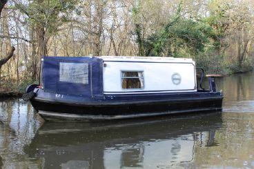 2006 Sea Otter 21' Narrowboat