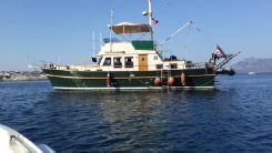 1999 Steel Trawler 46