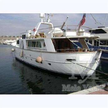 1973 Shipyard Voorwarts NAVETTA PLEASURE YACHT