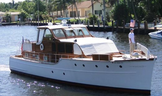 1947 Consolidated Motor Yacht