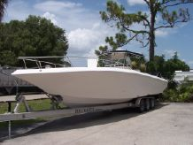 2003 Fountain 38 Sportfish 2008 Mercury 300 Verados