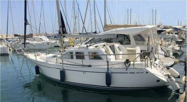 1999 Nauticat 321