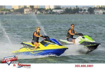 2020 Yamaha Waverunner EXR
