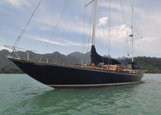 1952 Philip Rhodes Bermudan Yawl 60