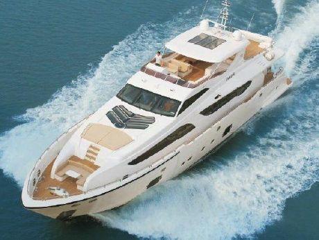 2005 Heysea Asteria 108 Motor Yacht