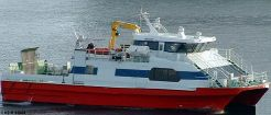 2002 Passenger Cargo Catamaran