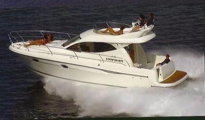 2005 Starfisher 34 Cr