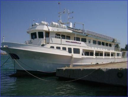 2006 Ron-Ka Yachting Co. Ltd Passnger Boat Ferry