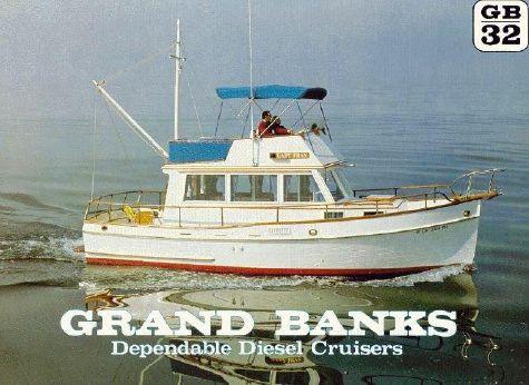 1980 Grand Banks 32