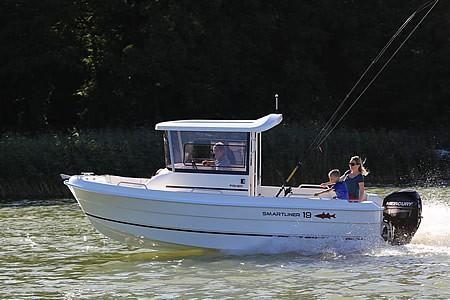 2016 Smartliner Fisher 19