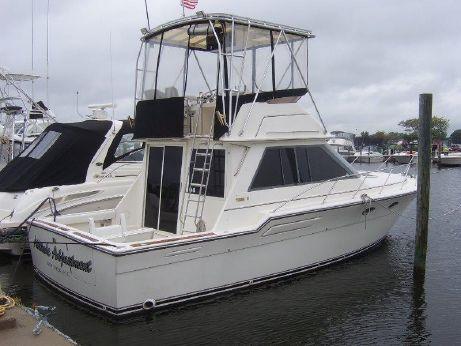 1989 Tiara 3600 Convertible