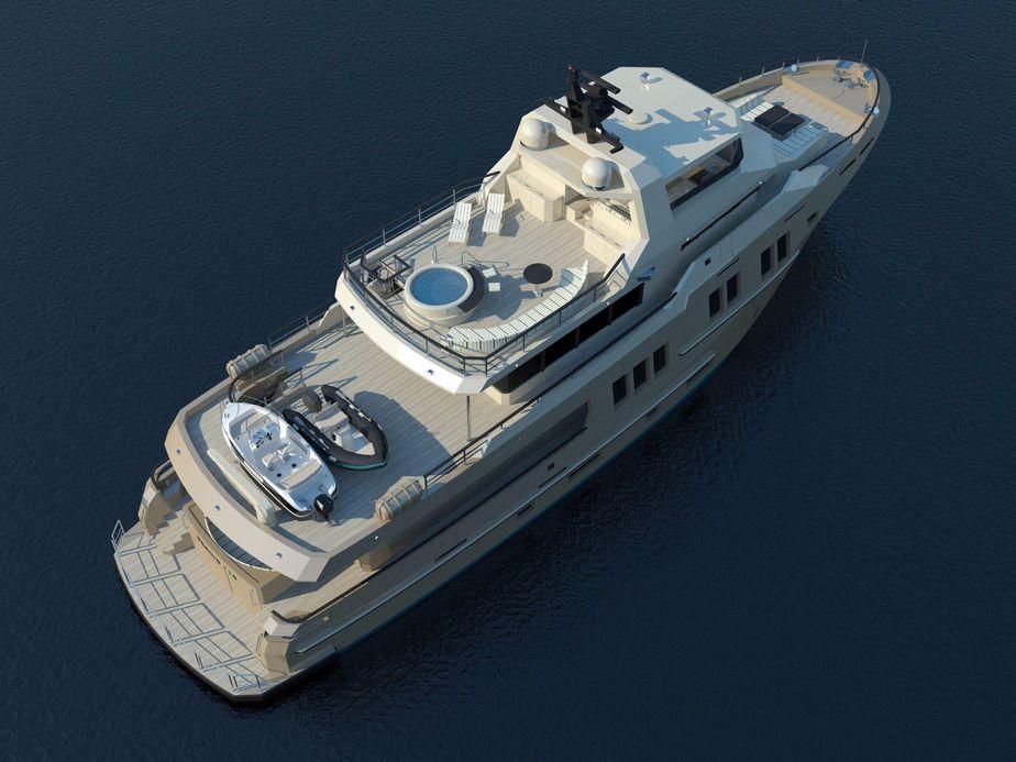 2019 Bering 115 Power Boat For Sale - www yachtworld com