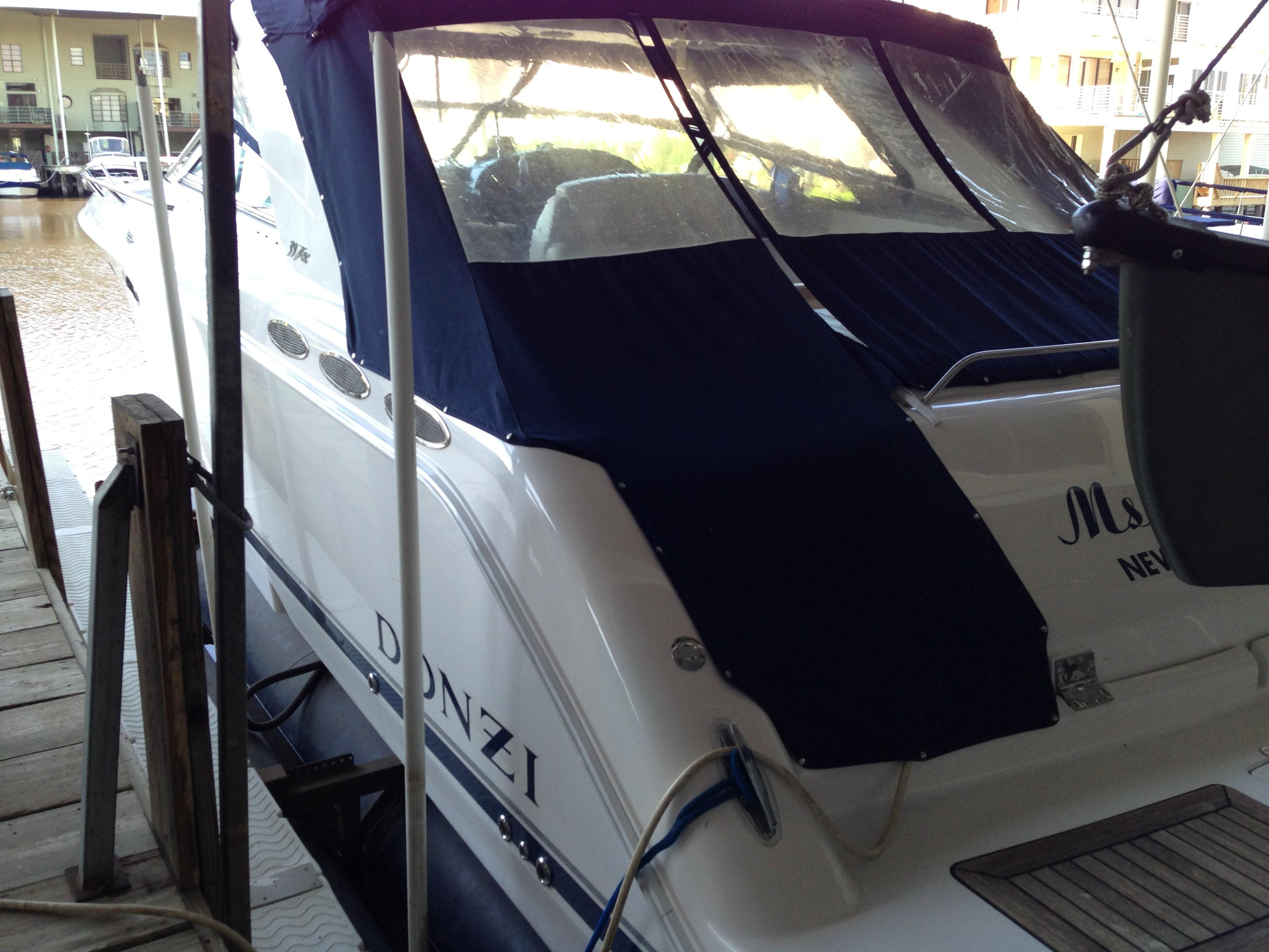 2002 Donzi 39 Zsc Power New And Used Boats For Sale