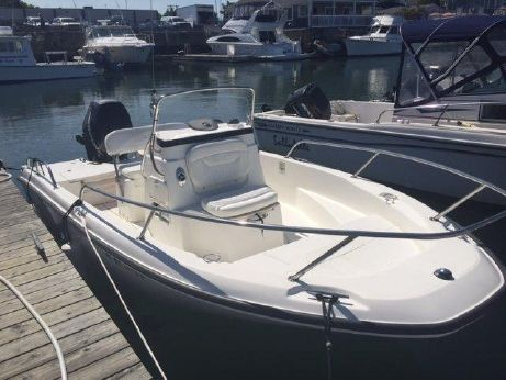 2008 Boston Whaler 18' Dauntless