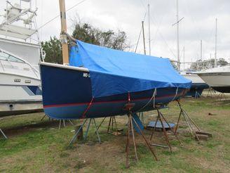 1971 Herreshoff Cat Boat
