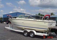 1973 Sea Ray 240 Cuddy