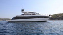 2007 Motor Yacht Pershing 56'