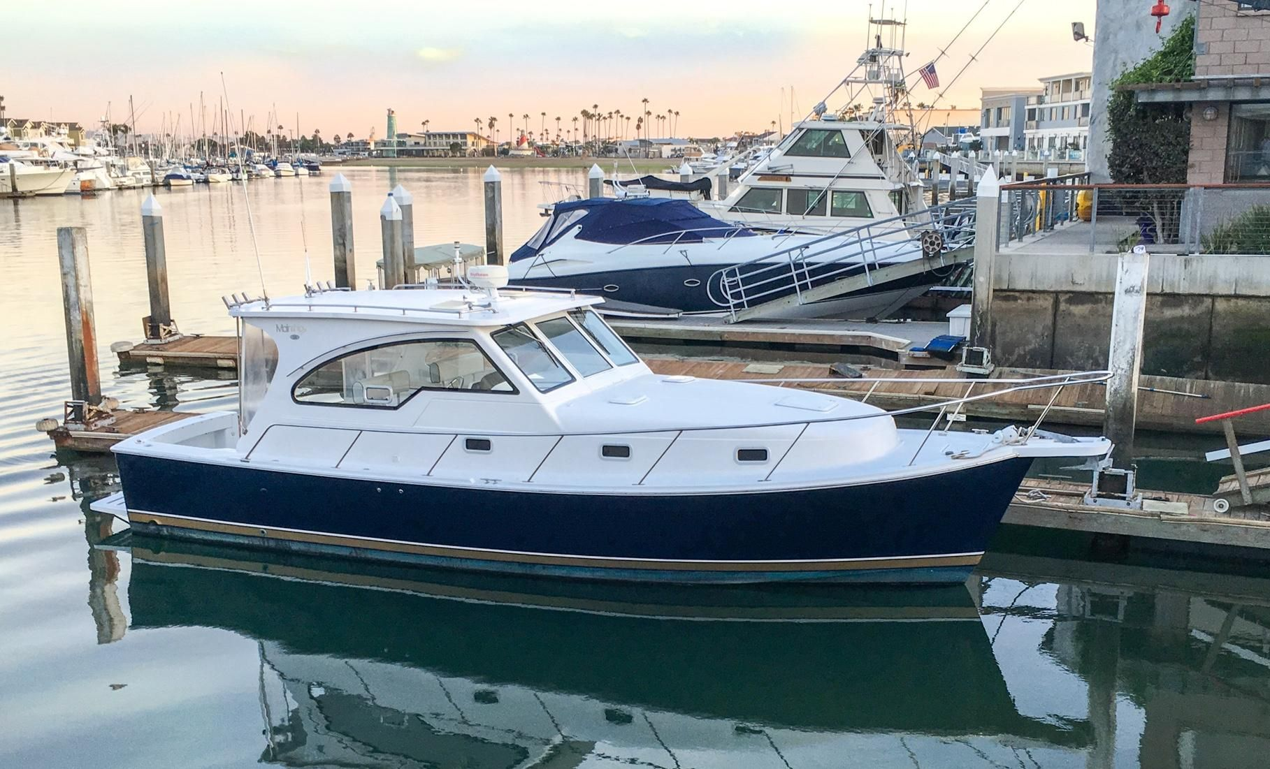 Diesel Generator For Sale >> 2001 Mainship Pilot 34 Power Boat For Sale - www ...
