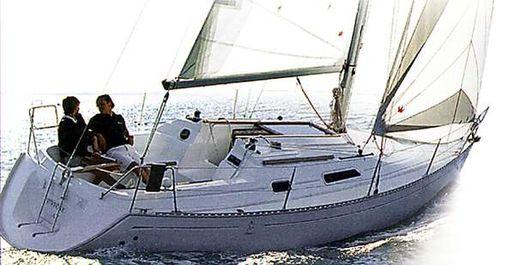 2001 Dufour 30 Classic