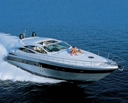 Pershing 62 Type Motor. Boat in good conditions equipped with twin MAN 1550 ...
