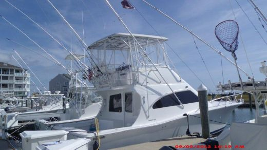 2006 Luhrs 36 Convertible
