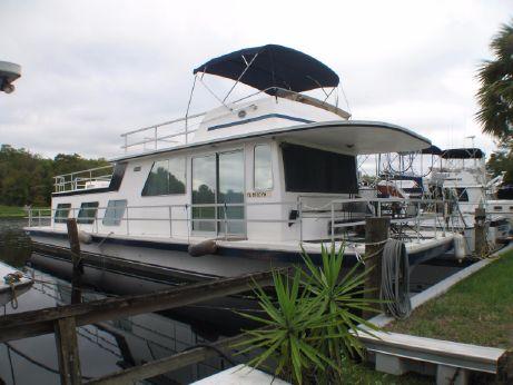 1984 Gibson 50 Cabin Yacht