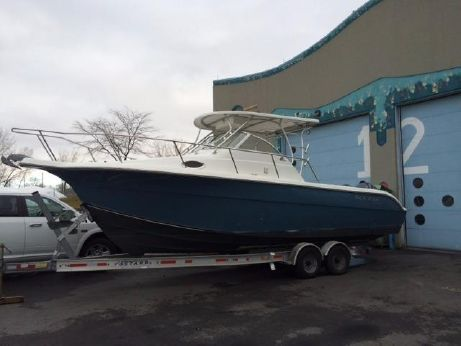 2007 Sea Fox 287WA Pro Series