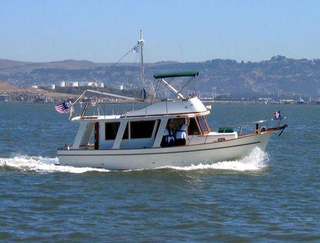 1979 Marine Trader Europa Trawler
